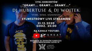 SYLWESTER REKLAMA DJ